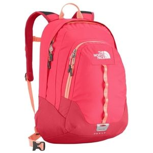 The North Face Pink Vault Backpack